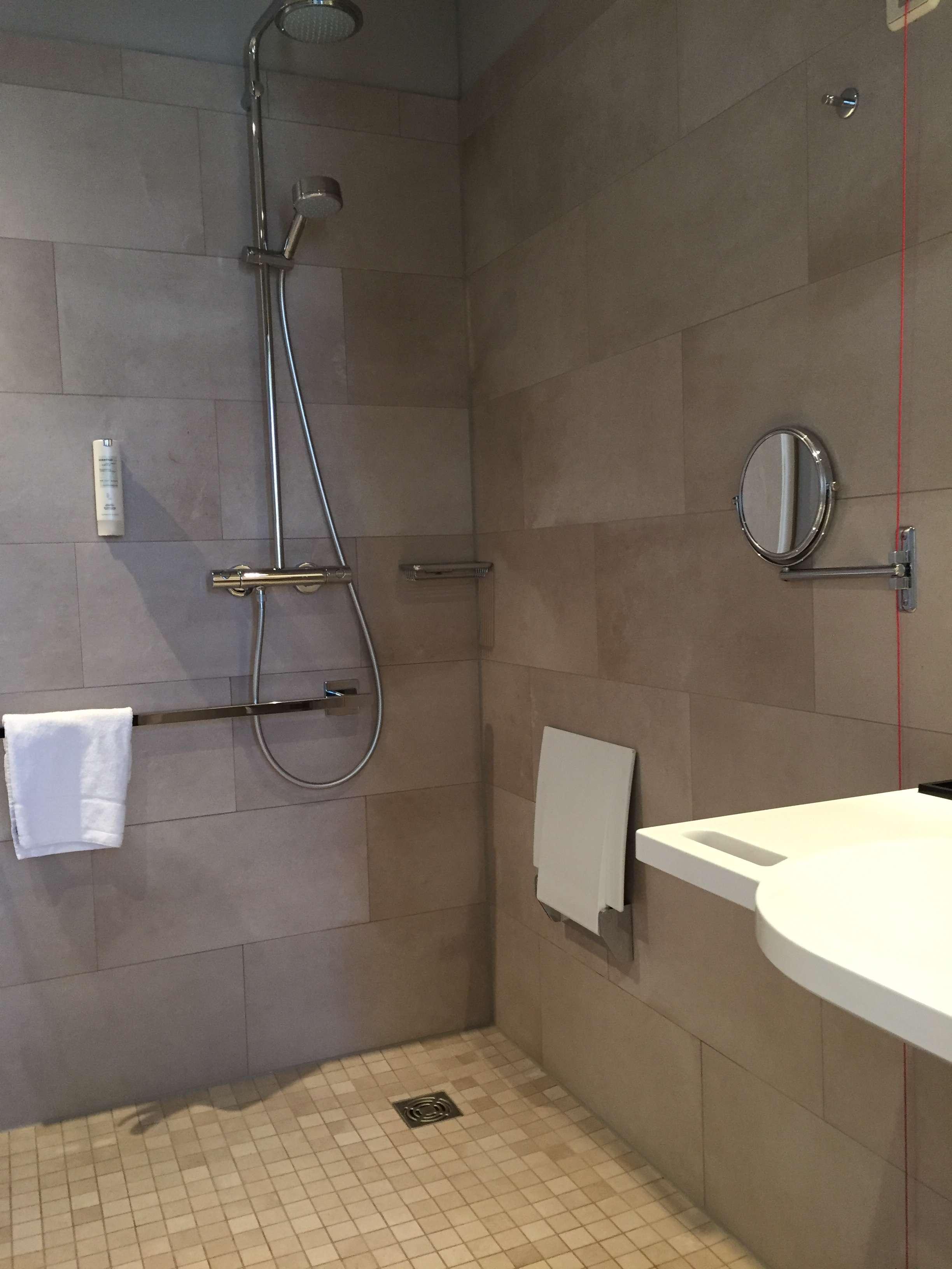 Fulda – Hotel Platzhirsch – Dusche