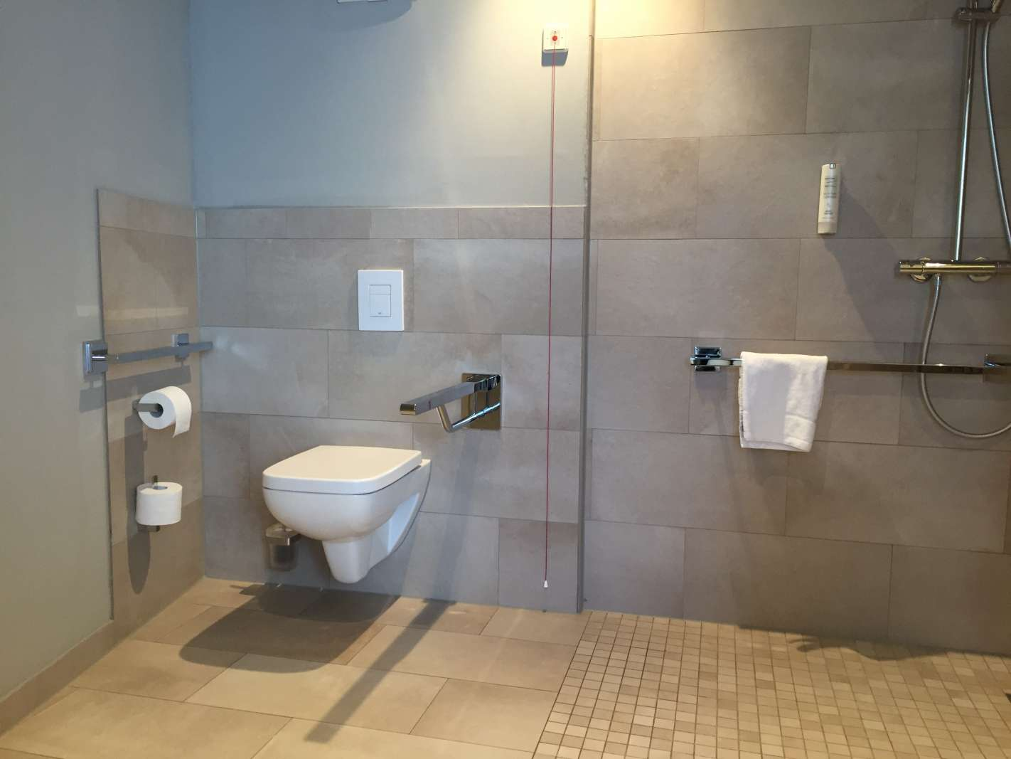 Fulda – Hotel Platzhirsch – WC